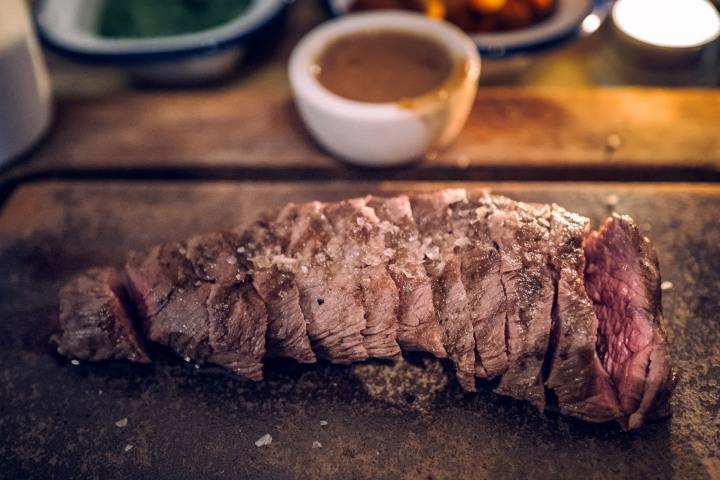 flat iron steak restaurant